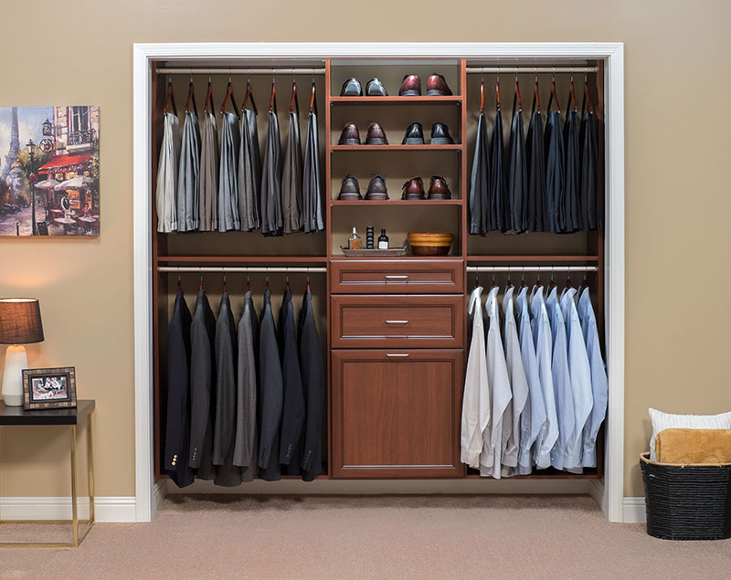 Interior Painting and Custom Closets in Fort Collins