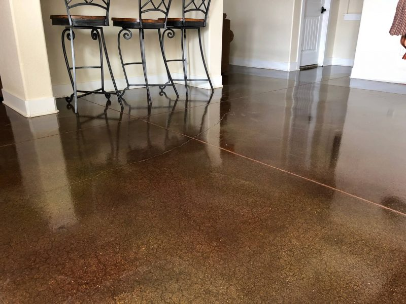 Fort Collin S Best Most Experienced Concrete Stain Company