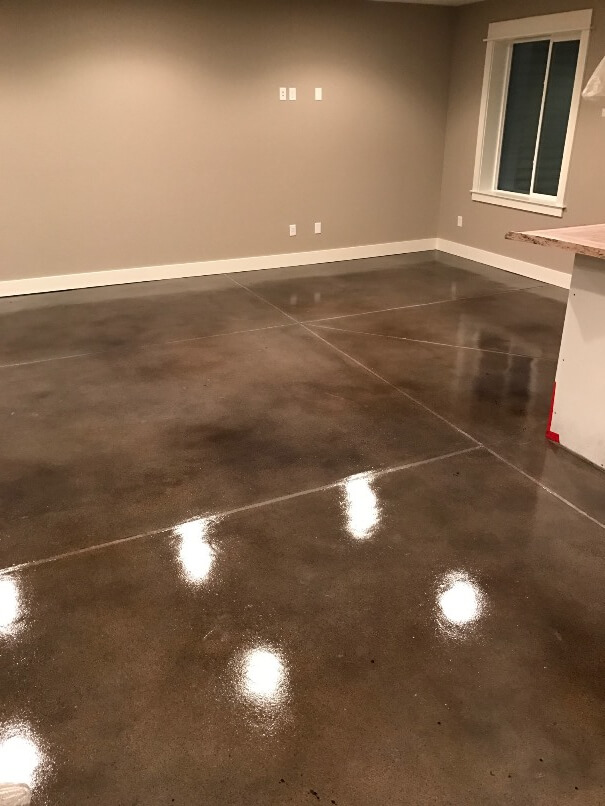 Learn More About Concrete Staining - Mile High Coatings