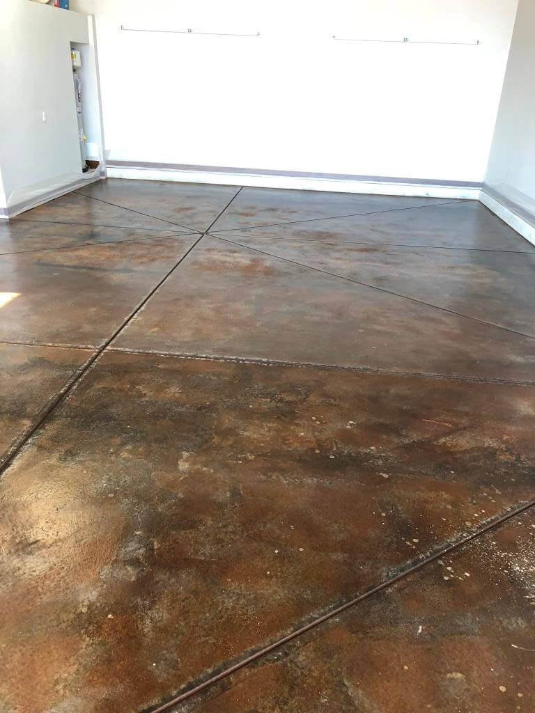 What You Need To Know About Acid Staining Concrete