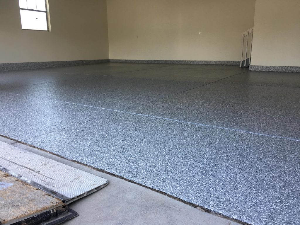 Fort Collins Epoxy Garage Floor Mile High Coatings