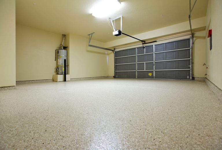 Garage Floor Coating is Growing in Popularity in Denver