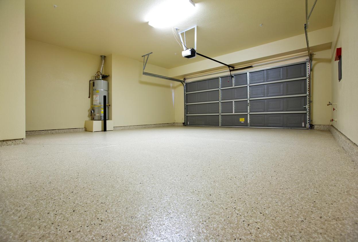 Garage Floor Coating Is Growing in Popularity in Denver