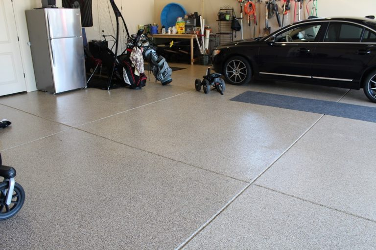 Garage Floor company Denver