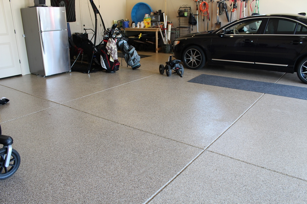 What Are the Differences Between DIY Garage Floor Coating and Professionally Installed Coating?